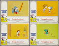 "Movie Posters:Animated, Snoopy, Come Home! (National General, 1972). Lobby Cards (4) (11"" X14""). Animated.. ... (Total: 4 Items)"