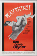 """Movie Posters:Sexploitation, The Love Object & Other Lot (Joseph Brenner Associates, 1970).One Sheets (2) (27"""" X 41""""). Sexploitation.. ... (Total: 2 Items)"""