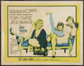 """Movie Posters:Comedy, Some Like It Hot (United Artists, 1959). Half Sheet (22"""" X 28"""")Style B. Comedy.. ..."""