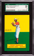 Baseball Cards:Singles (1960-1969), 1964 Topps Stand-Up Frank Robinson SGC 96 Mint 9....