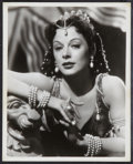 "Movie Posters:Adventure, Hedy Lamarr in Samson and Delilah (Paramount, 1949). Portrait Photo(8"" X 10""). Adventure.. ..."