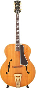 Musical Instruments:Acoustic Guitars, 1948 Gibson Super 400 Blonde Archtop Acoustic Guitar, Serial # A2353. ...