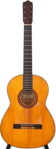Musical Instruments:Acoustic Guitars, 1967 Fernandez Madrid Flamenco Acoustic Guitar....