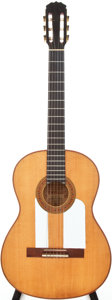 Musical Instruments:Acoustic Guitars, 1940s/1950s Sevilla Natural Flamenco Acoustic Guitar....