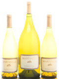 Domestic Chardonnay, Martinelli Chardonnay. 2004 Martinelli Road Magnum (1). 2004Zio Tony Ranch 1lbsl Bottle (2). ... (Total: 2 Btls. & 1Mag. )