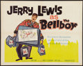 """Movie Posters:Comedy, The Bellboy (Paramount, 1960). Half Sheet (22"""" X 28"""") Style A. Comedy.. ..."""