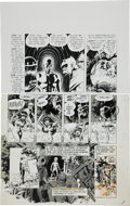 "Original Comic Art:Panel Pages, Wally Wood Woodwork Gazette #2 ""The End"" Partial Page 7Original Art (Wood, 1978)...."
