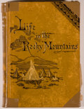 Books:Americana & American History, Isabella L. Bird. A Lady's Life in the Rocky Mountains. NewYork: G. P. Putnam's Sons, 1881. First edition. Octa...