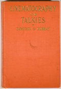 Books:Photography, James R. Cameron and Joseph A. Dubray. Cinematography and the Talkies. Woodmont: Cameron Publishing Company, nd....