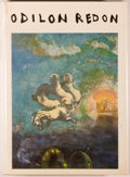 Books:Art & Architecture, Klaus Berger. Odilon Redon. Fantasy and Color. London: Weidenfeld and Nicolson, 1964. First edition. Octavo. 244...
