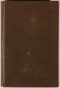 Books:Biography & Memoir, Henry James. Hawthorne. New York: Harper & Brothers, 1880. First American edition. From the English Men of Lette...