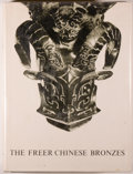 Books:Art & Architecture, John Alexander Pope, et al. The Freer Chinese Bronzes. Washington: Smithsonian Publication, 1967. First edition.... (Total: 2 Items)