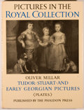 Books:Art & Architecture, Oliver Millar. The Tudor-Stuart and Early Georgian Pictures in the Collection of Her Majesty the Queen. London: ...