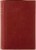 Books:Medicine, Sir William Osler. The Principles and Practice of Medicine. New York: D. Appleton and Company, 1914. Later print...