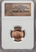 Lincoln Cents, 2009 1C Early Childhood, First Day of Issue MS66 Red NGC. NGCCensus: (0/0). PCGS Population (2584/33). (#407824)...