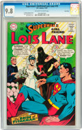 Silver Age (1956-1969):Superhero, Superman's Girlfriend Lois Lane #79 Twin Cities pedigree (DC, 1967) CGC NM/MT 9.8 Off-white to white pages....