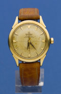 Timepieces:Wristwatch, Omega Gold & Steel Constellation For Repair. ...