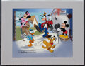 "Movie Posters:Animated, Walt Disney Serigraph (Walt Disney Studio, 1990s). Serigraph Cel, (10.5"" X 12"") Open Edition. Animated.. ..."