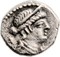 Ancients:Judaea, Ancients: Ascalon, Judaea (2nd century BC). AR diobol (11mm,1.07gm, 12h). ...