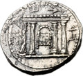 Ancients:Judaea, Ancients: Bar Kokhba Revolt (132 - 135 AD). AR sela (27mm, 14.74gm, 12h). ...