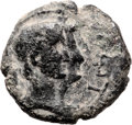 Ancients:Judaea, Ancients: Herod Philip (4 BC - 34 AD). Mint of Paneas. AE (23 mm,9.55 gm, 12h)....