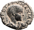 Ancients:City Coins, Ancients: SAMARIA. Caesarea. Diadumenian. (218 AD). AE 25mm (8.27gm, 12h). ...
