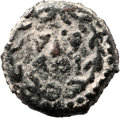 Ancients:Judaea, Ancients: Valerius Gratus under Tiberius (15 - 25 AD). AE (16mm,1.70 gm, 12h). ...