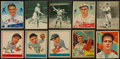 Baseball Cards:Lots, 1934 - 1940 Goudey, Batter Up, and Diamond Star Collection (24)....
