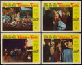 """Movie Posters:Film Noir, Touch of Evil (Universal International, 1958). Lobby Cards (4) (11"""" X 14""""). Film Noir.. ... (Total: 4 Items)"""