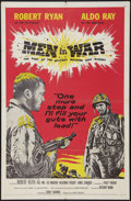 """Movie Posters:War, Men in War and Other Lot (United Artists, 1957). One Sheets (2)(27"""" X 41""""). War.. ... (Total: 2 Items)"""