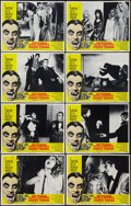 """Movie Posters:Horror, The Return of Count Yorga (American International, 1971). Lobby Card Set of 8 (11"""" X 14""""). Horror.. ... (Total: 8 Items)"""