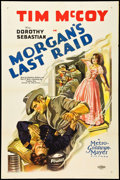 "Movie Posters:War, Morgan's Last Raid (MGM, 1929). One Sheet (27"" X 41""). War.. ..."