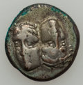 Ancients:Ancient Lots  , Ancients: GREECE & ROME: Lot of four (4) miscellaneous coins.... (Total: 4 Item)