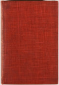 Books:Fiction, Henry James. The Soft Side. New York: Macmillan, 1900. FirstAmerican edition, first printing. Octavo. 326 pages. Pu...