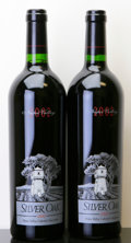 Domestic Cabernet Sauvignon/Meritage, Silver Oak Cabernet Sauvignon 2002 . Napa Valley. Bottle(2). ... (Total: 2 Btls. )