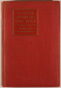 Books:Children's Books, [Douglas Fairbanks [Sr.]. Youth Points the Way. New York: D.Appleton and Company, 1924. First edition. Small octavo...