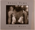 Books:Photography, Sally Mann. Still Time. [New York]: Aperture, [1994]. First edition. Oblong quarto wrappers. 79 pages. Publisher's p...