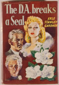 Books:Mystery & Detective Fiction, Erle Stanley Gardner. The D.A. Breaks a Seal. London:Cassell and Company, [1950]. First UK edition. Twelvemo. 1...