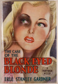 Books:Mystery & Detective Fiction, Erle Stanley Gardner. The Case of the Black-Eyed Blonde.London: Cassell and Company, [1948]. First UK edition. ...