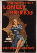 Books:Mystery & Detective Fiction, Erle Stanley Gardner. The Case of the Lonely Heiress.Melbourne: William Heinemann, [1952]. First Australian edition...