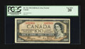 Canadian Currency: , BC-35a $100 Devil's Face 1954. ...