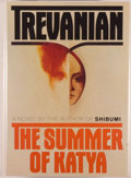 Books:Mystery & Detective Fiction, Trevanian. The Summer of Katya. New York: Crown, [1983]. First edition. Large octavo. 342 pages. Publisher's orange ...