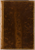 """Books:Fine Bindings & Library Sets, [Hugh Thomson, illustrator]. Days with Sir Roger de Coverley. A Reprint from """"The Spectator"""". London: Macmillan,..."""
