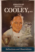 Books:Biography & Memoir, Denton A. Cooley. Essays of Denton A. Cooley, M. D. Texas:Eakin Press, 1984. First edition. Octavo. 240 pages. ...