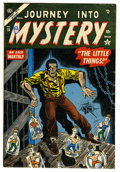 Golden Age (1938-1955):Horror, Journey Into Mystery #19 White Mountain pedigree (Marvel, 1954)Condition: VG....