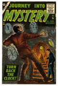 Silver Age (1956-1969):Horror, Journey Into Mystery #35 White Mountain pedigree (Marvel, 1956)Condition: FN+....