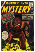 Silver Age (1956-1969):Mystery, Journey Into Mystery #57 White Mountain pedigree (Marvel, 1960)Condition: FN+....