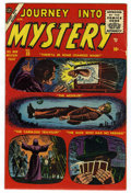 Silver Age (1956-1969):Horror, Journey Into Mystery #33 White Mountain pedigree (Marvel, 1956)Condition: FN....