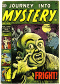 Golden Age (1938-1955):Horror, Journey Into Mystery #5 (Marvel, 1953) Condition: GD+....