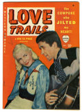 Golden Age (1938-1955):Romance, Love Trails #1 (Marvel, 1949) Condition: FN+....
